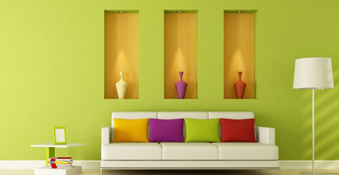 Interior Design Painting in Tacoma