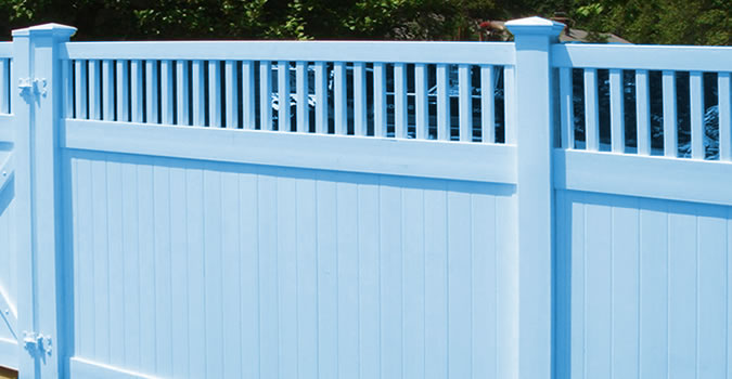 Painting on fences decks exterior painting in general Tacoma